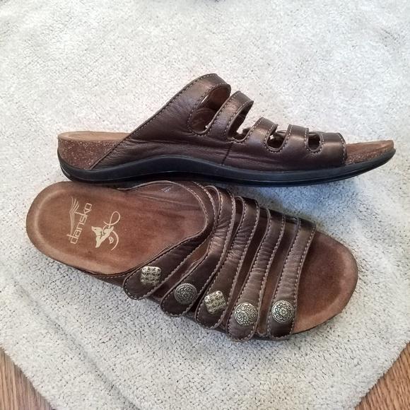 Dansko scarpe   Poshmark Adjustable Sandalo   Poshmark  25632e